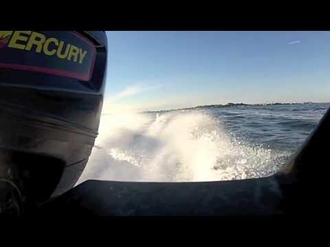 Mercury Offshore Engine Mount Failure