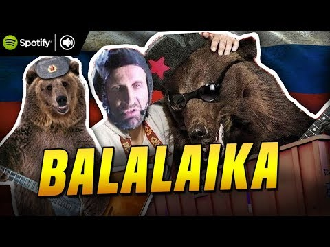 DJ Blyatman - Balalaika