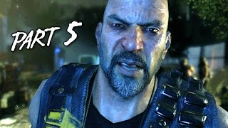 Dying Light Walkthrough Gameplay Part 5 - Night Hunter - Campaign Mission 5 (PS4 Xbox One)