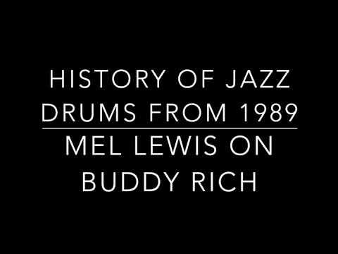 Mel Lewis talks