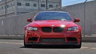 BMW E92 M3 Review - 6 speed manual