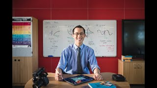YouTube Stories | Eddie Woo: Sharing the Wonder of Mathematics