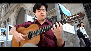 ANGELITA - Juan Alais / Carlos Roldan (guitarra)