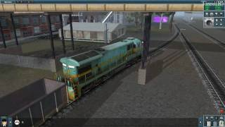 Trainz Simulator 2010 Engineers Edition Gameplay