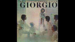 Giorgio Moroder - Knights In White Satin (1976) (FULL ALBUM)
