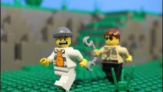 Lego Police Chase(stopmotion)