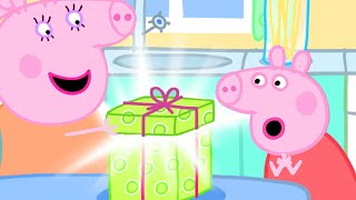 Peppa Pig Official Channel 🎁Peppa Pig Buys Present at Mr ...