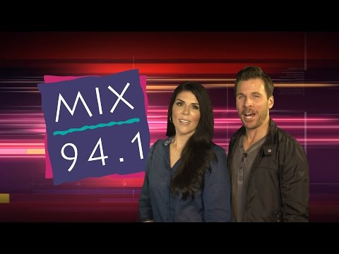 Mix 94.1 Mercedes In The Morning TV Commercial (KMXB Las Vegas)