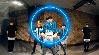Amazing 360° DUBSTEP Dance Video!! @MattSteffanina Choreography