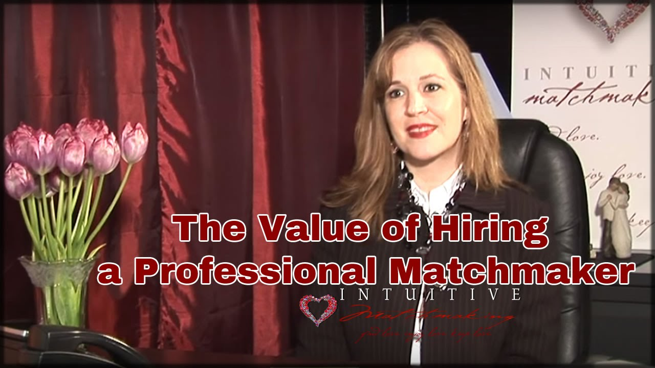 Professional matchmaker boston