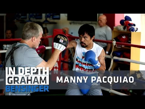 Manny Pacquiao on bond with Freddie Roach