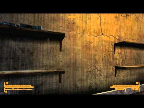 Fallout New Vegas - Raiding the Silver Rush - Pulse Gun