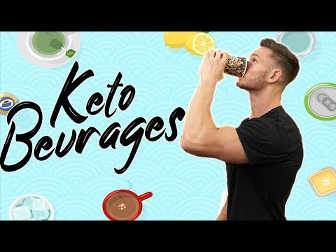 Keto Beverages: Drink This NOT That On Keto- Thomas DeLauer