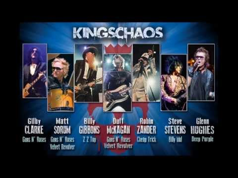 kings of chaos saturday may 16th foxwoods casino ct guns n 39 roses velvet revolver youtube. Black Bedroom Furniture Sets. Home Design Ideas