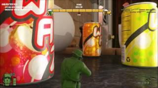 The Mean Greens - Plastic Warfare: Kitchen Run