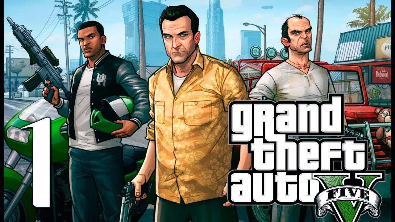 Grand Theft Auto V | En Español | Capítulo 1