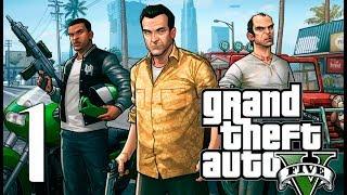 """Grand Theft Auto V   En Español   Capítulo 1 """"Franklin y Lamar"""""""