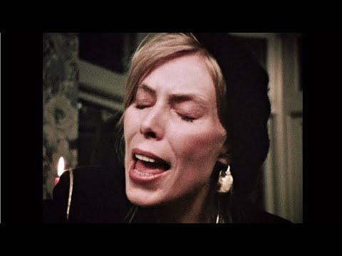 Joni Mitchell - Coyote (Live at Gordon Lightfoot's Home with Bob Dylan & Roger McGuinn, 1975)