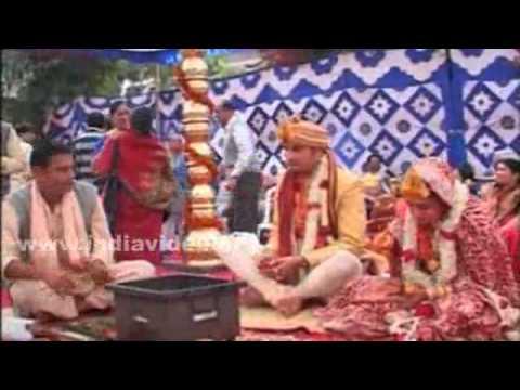 Wedding rituals, Orissa