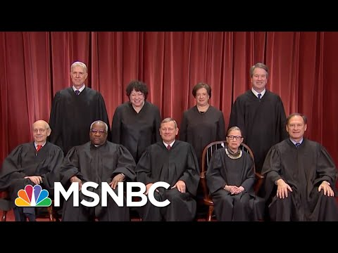 Supreme Court Gives Victory To Planned Parenthood In Medicaid Case | Velshi & Ruhle | MSNBC