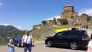 9 Грузия, Тбилиси, Мцсхета, 2017 год, летние каникулы, продолжение!