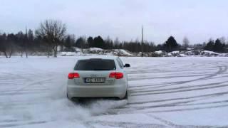 audi a3 sportback 8pa 1 8 tfsi quattro snow drift