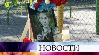В Казахстане задержан один из подозреваемых в убийстве известного фигуриста Дениса Тена.