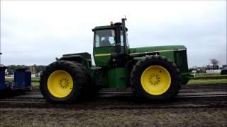 John Deere 8850 VS 9630