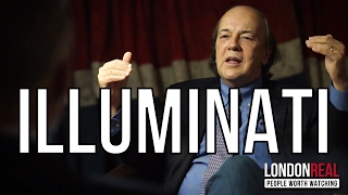 THE ILLUMINATI EXPOSED James Rickards on secret societies conspiracies London Real