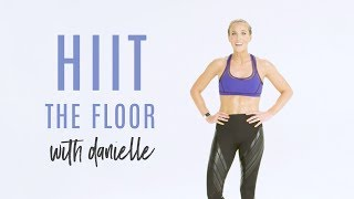 Studio Tone It Up ~ Total Body HIIT Workout With Danielle