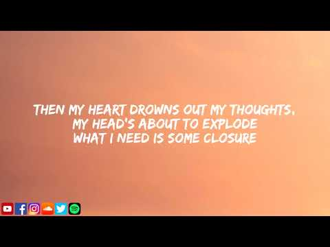 blackbear ‒ anxiety Lyrics   Lyric Video ft  FRND