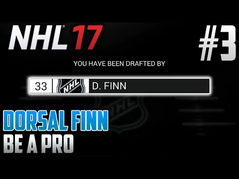 NHL 17 Be a Pro | Dorsal Finn (Goalie) | EP3 | MEMORIAL CUP FINAL AND DRAFT