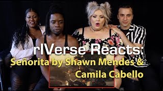 rIVerse Reacts: Señorita by Shawn Mendes & Camila Cabello - M/V Reaction