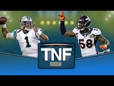 Thursday Night Football Promo: Panthers vs. Broncos