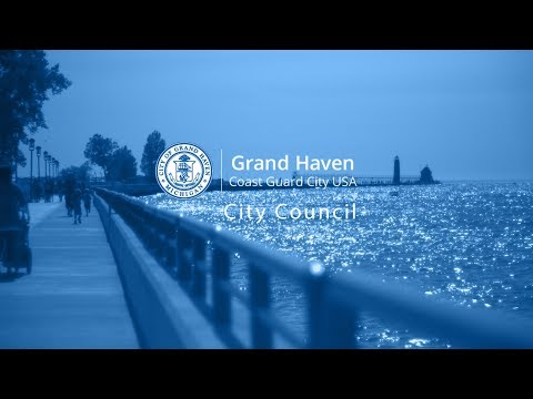 Grand Haven City Council Meeting 4/22/19