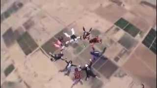 Skydive AZ WSCR Day   YouTube