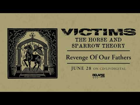 VICTIMS - Revenge Of Our Fathers (Official Audio)