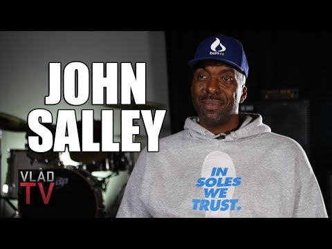 John Salley on Colleges Pimping Out Players for Free Scholarships (Part 2)