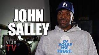 John Salley on Colleges