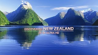 Discovering New Zealand in Ultra HD | Best Places to Visit in New Zealand 2019