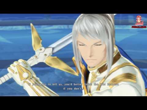 Tales of Berseria - Artorius & Innominat Boss Battle