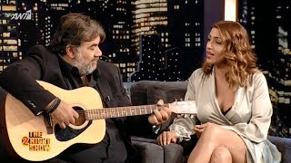 Helena Paparizou Que Sera Sera Live @ The 2night Show