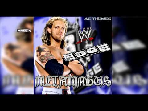 "WWE: ""Metalingus"" (Edge) Theme Song + AE (Arena Effect)"