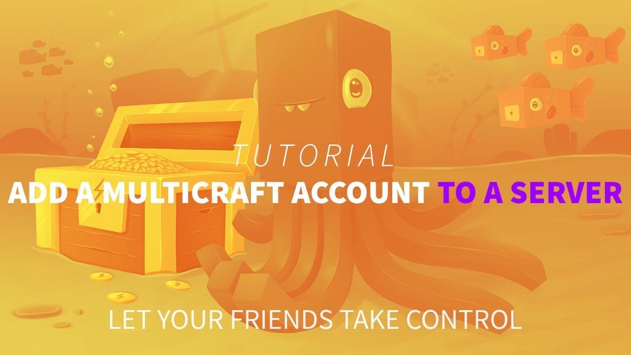 Adding Extra Control Panel Users - Knowledgebase - Shockbyte