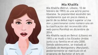Mia Khalifa - Wiki Videos