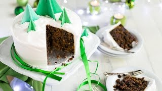 How to Make A Christmas Fruitcake