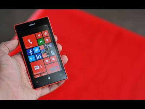 Nokia Lumia 520 - Análisis HD en Español