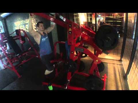High5 Gym in Hamburg im Test