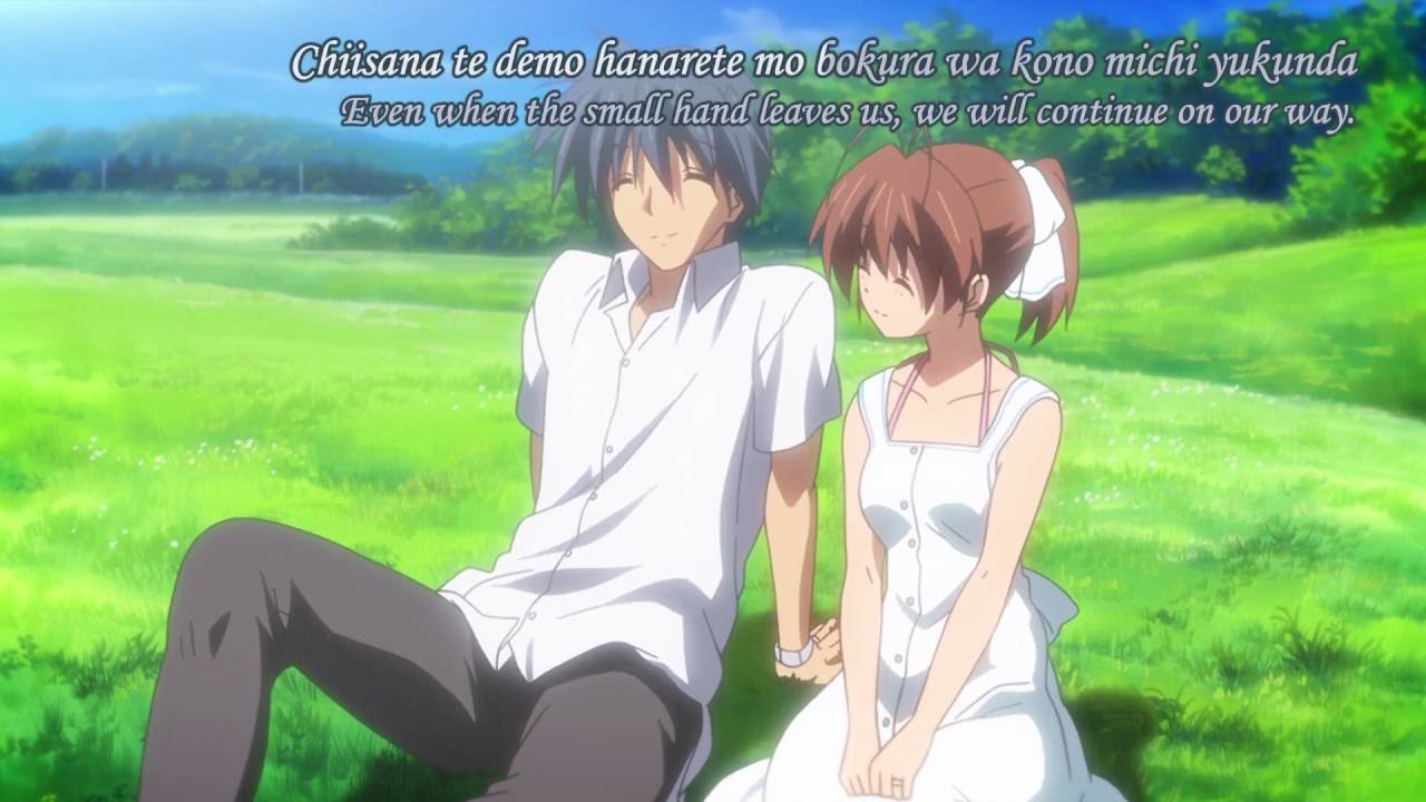 Clannad After Story Ending English Subs 1080p Youtube