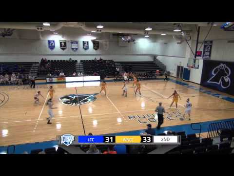 Western Nebraska Community College vs. Lamar Community College (Women's Basketball)